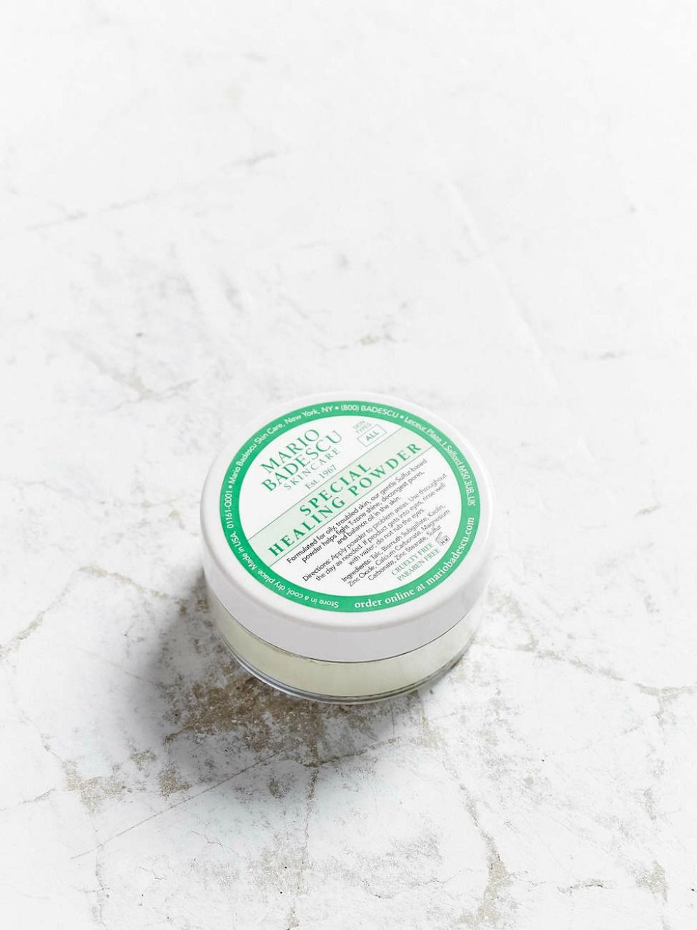 Mario Badescu Special Healing Powder - 9 Must-Have Skincare Products For Oily Skin
