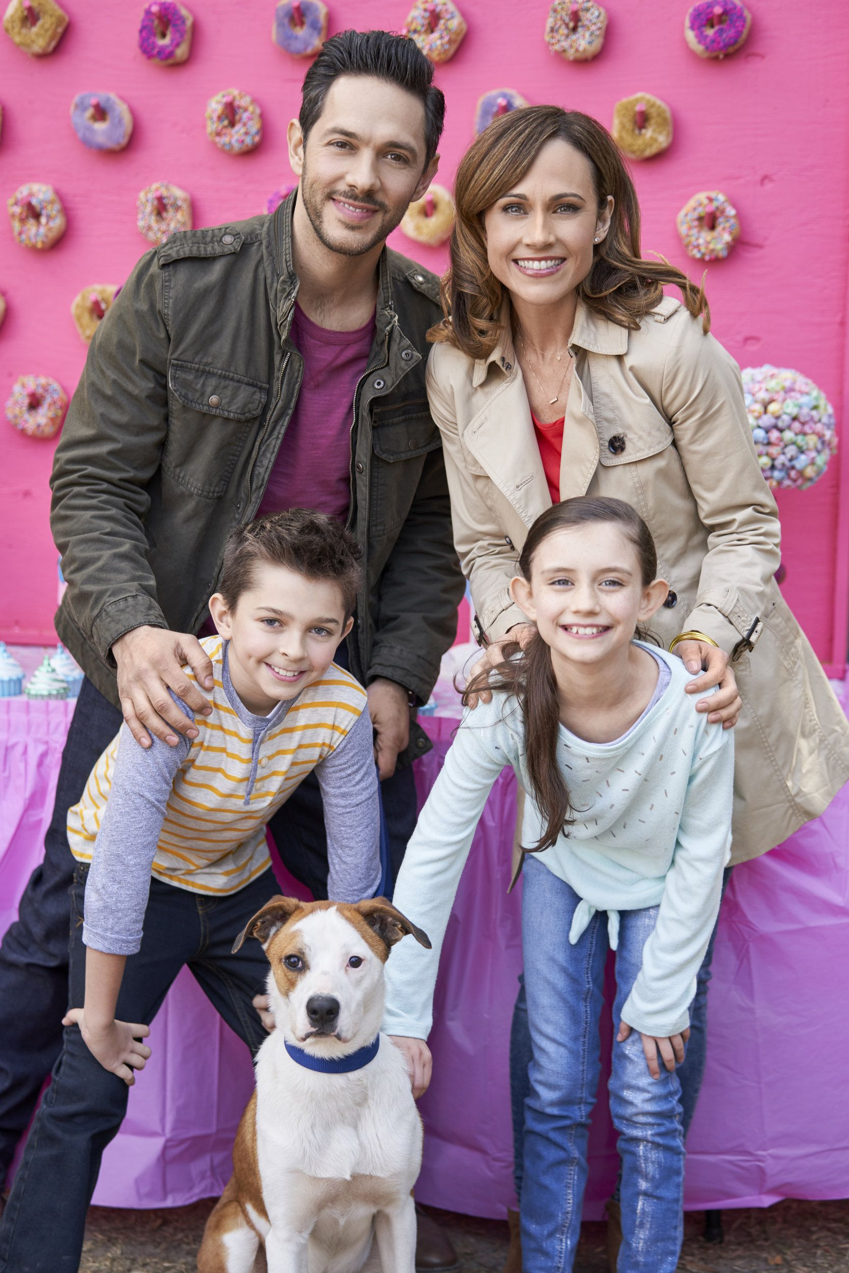 Find Out About The Cast Of The Hallmark Channel Original Movie