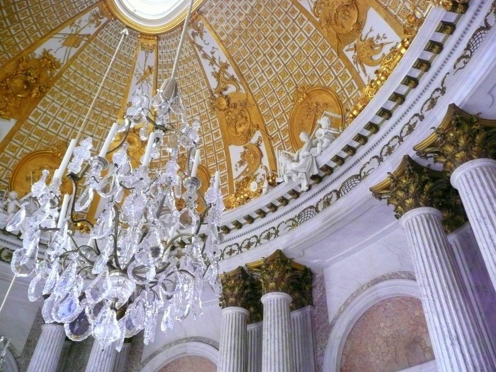 Antike Skulpturen in der Gemäldegalerie von Schloss Sanssouci in ...
