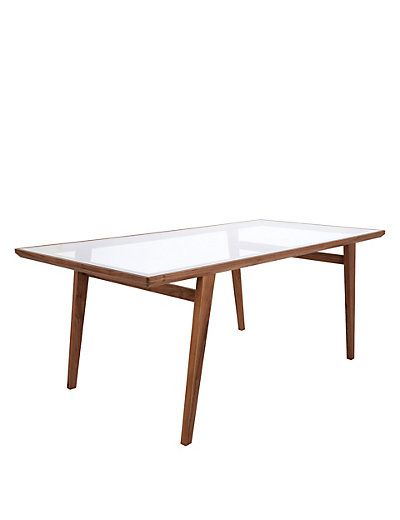 Conran Ashworth Dining Table  M&s  Dining Room  Pinterest Endearing Marks And Spencer Dining Room Furniture Review
