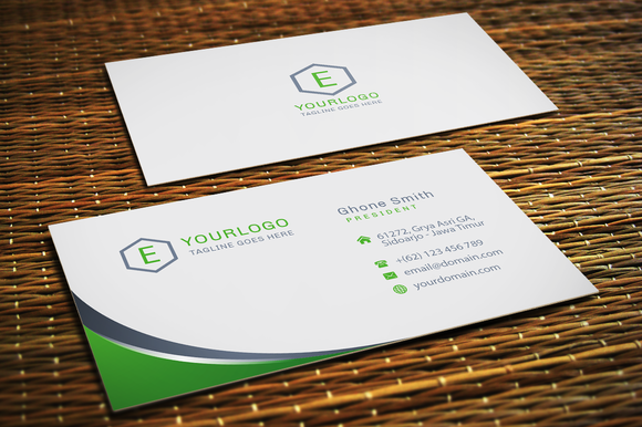 Corporate business card design corporate business and business cards corporate business card design by design studio pro on creative market reheart Images