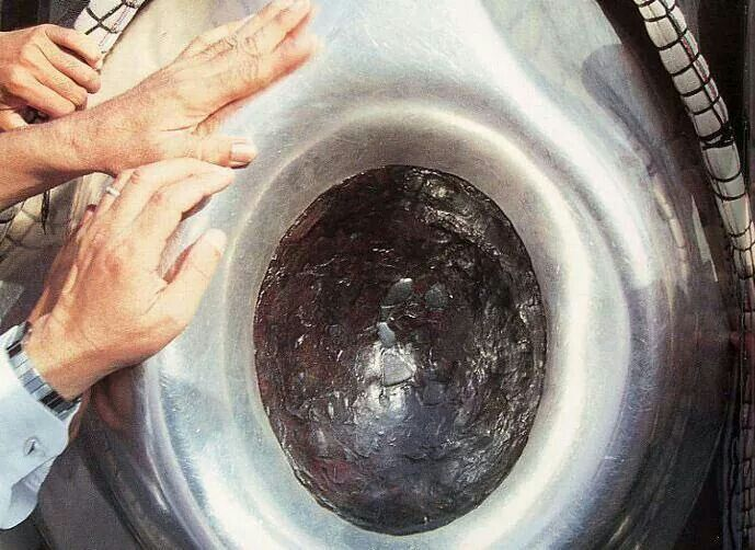The black stone, Makka Al-Mukrama