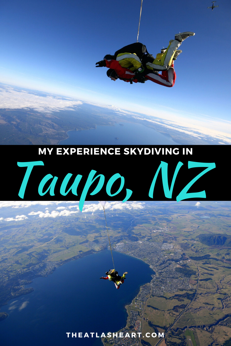 Skydiving Taupo The Skydiving Capital Of The World With Images