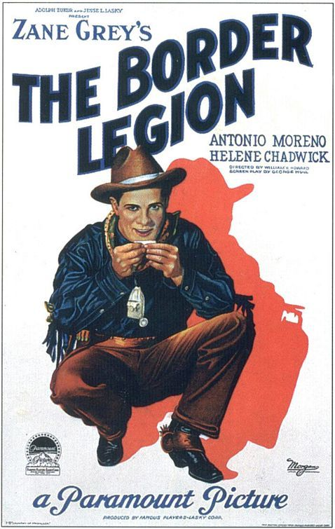 Watch The Border Legion Full-Movie Streaming