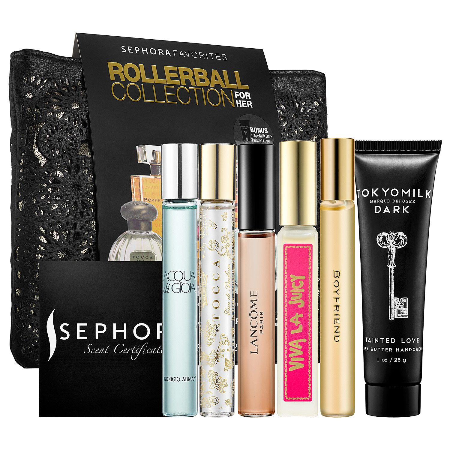 Sephora Favorites Rollerball Collection for Her Sephora