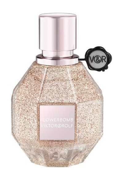 Viktor Rolf Flowerbomb Gold Shimmer Eau De Parfum Limited Edition Nordstrom Exclusive Available At Nordstrom Perfume Flower Bomb Beauty Perfume