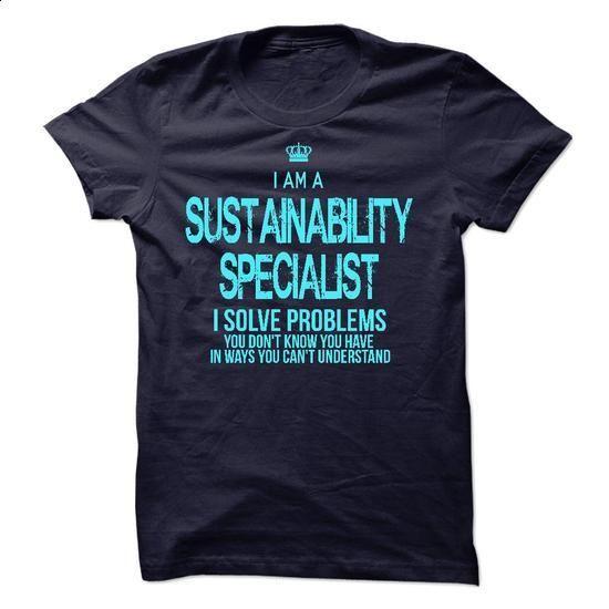I am a Sustainability Specialist - #grafic tee #striped sweater. BUY NOW => https://www.sunfrog.com/LifeStyle/I-am-a-Sustainability-Specialist-34573166-Guys.html?68278