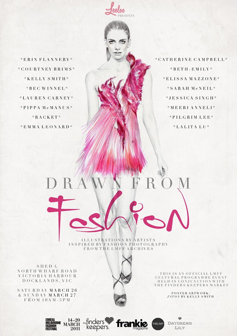 Http://4.bp.blogspot.com/ ILrSevRlzC8/TcCU6. Kelly SmithFashion  PostersFashion ...  Fashion Poster Design