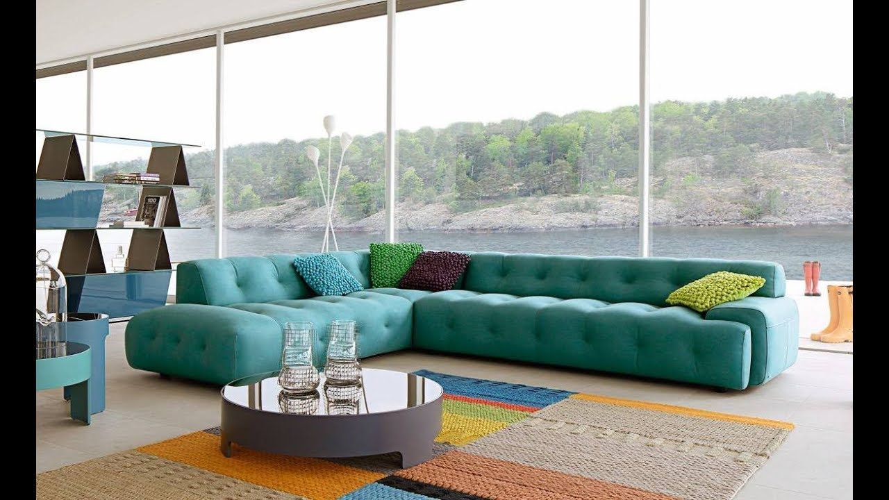 Top 50 Modern L Shape Sofa Set Designs For Living Room 2018 Plan N Design 2018 50 Design Designs Living Room Sofa Design Sofa Design Living Room Designs