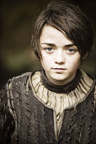 First Look Game Of Thrones Season 2 Arya Stark Maisie Williams