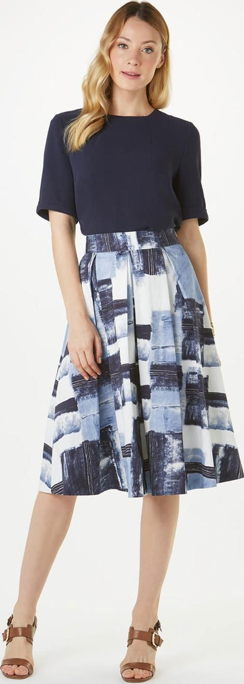 Buy Cheap In China Phase Eight Novella Skirt Best Seller Sale Online Cheap Largest Supplier Professional Online Sale Hot Sale wE9IuM