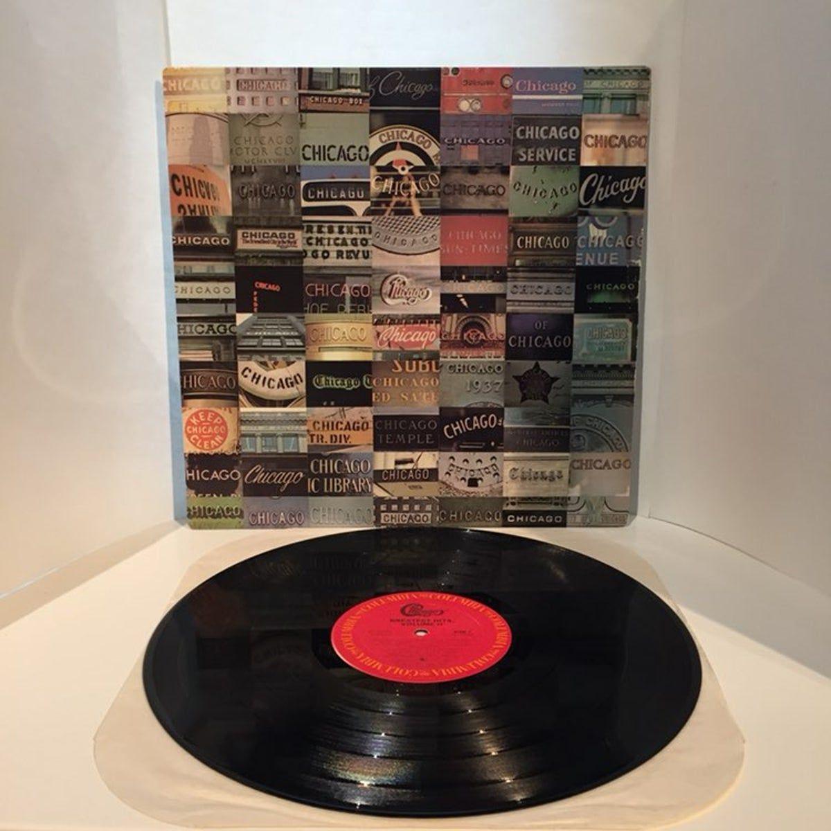 Chicago Greatest Hits Volume 2 Vinyl On Mercari Vinyl Greatest Hits Vinyl Records