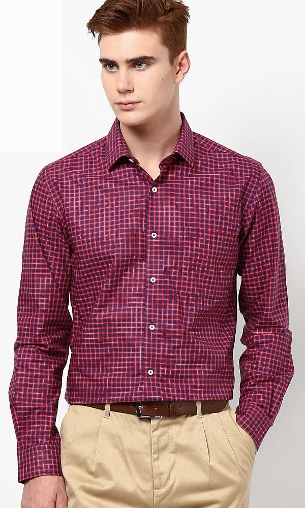 11 Best Formal Shirts for Men to wear in Summer | Formal shirts ...