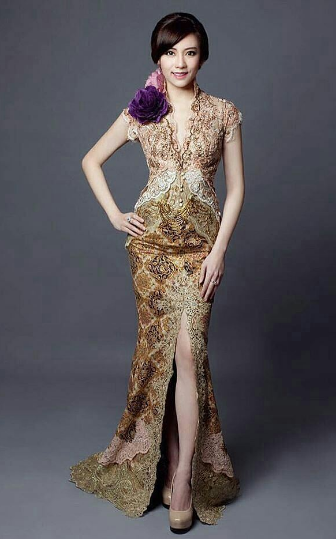 Pin By Tj Bali On Batik In 2019 Kebaya Brokat Kebaya Model Kebaya