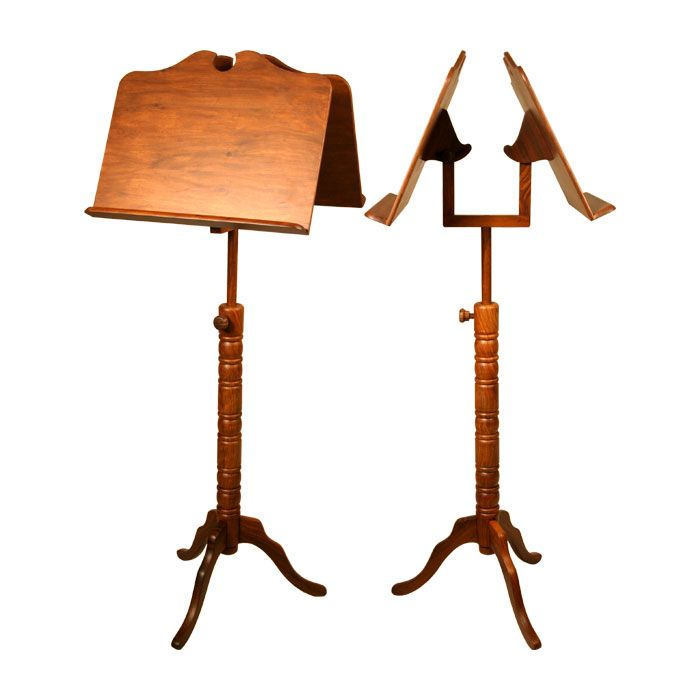 Msrbbd Wooden Sheet Music Stand Boston Double Sided Music Stand