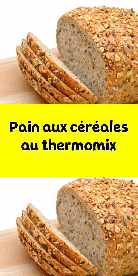 Pain aux céréales au thermomix