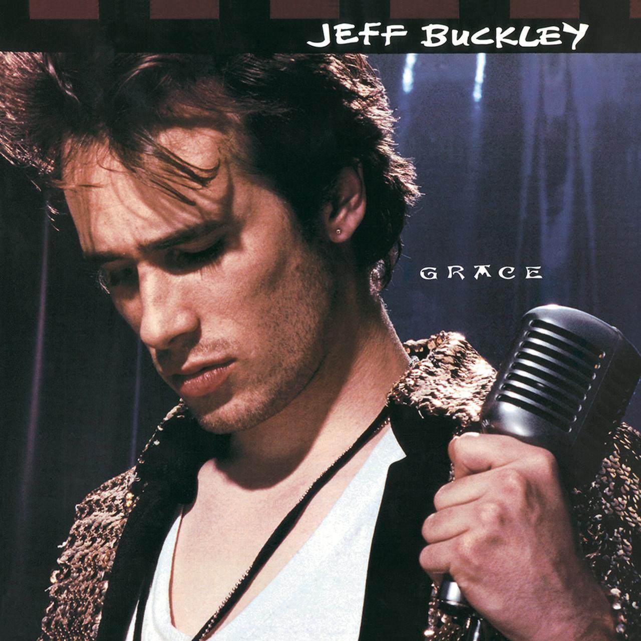 Jeff Buckley GRACE Vinyl Record