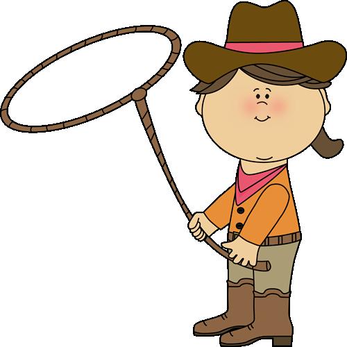 cowgirl with a lasso imprimibles de colores pinterest clip art rh pinterest ca lasso rope clipart Cowboy Clip Art