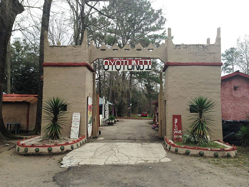 Against the Odds, A 40-Year Old West African Village in South Carolina Has Thrived | Atlas Obscura