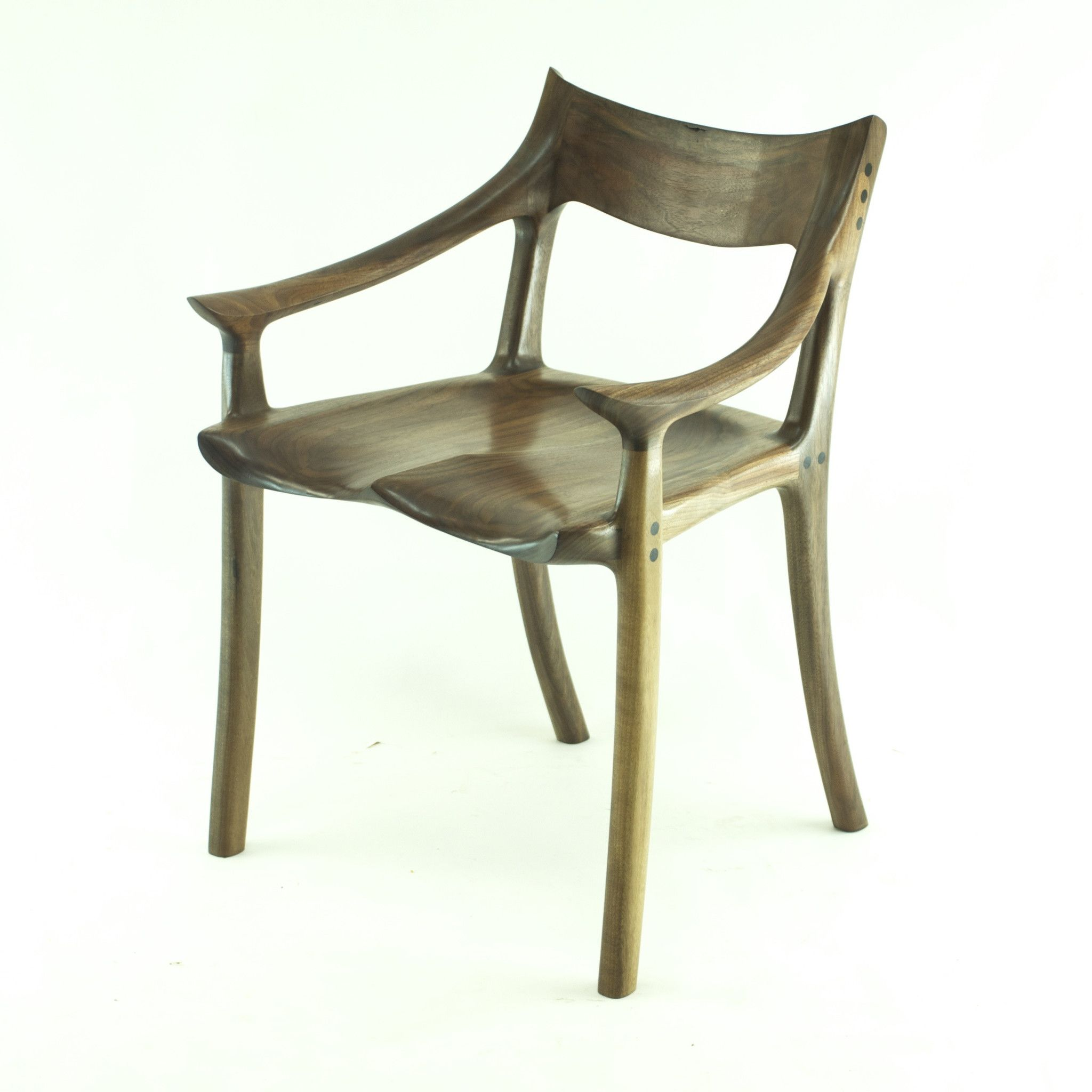 Low Back Chair - Templates. Sam MaloofPaper ...