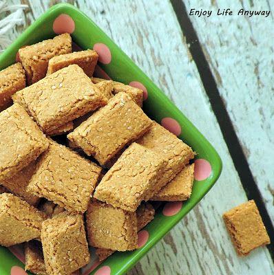 Enjoy Life Anyway Homemade Oatmeal Tuna Dog Treat Recipe Dog Food