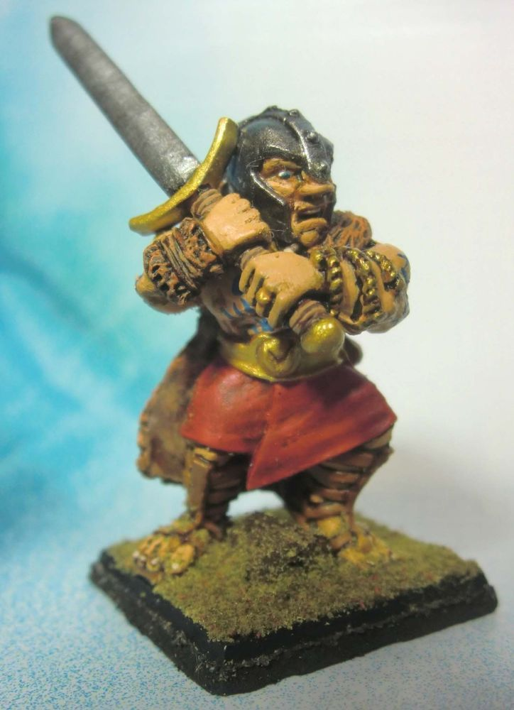 Against the Giants D /& D Minis Feybound Halfling # 18