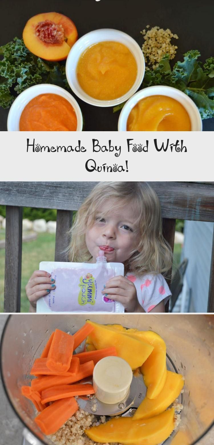 Homemade baby food can be a wonderfully affordable and ...