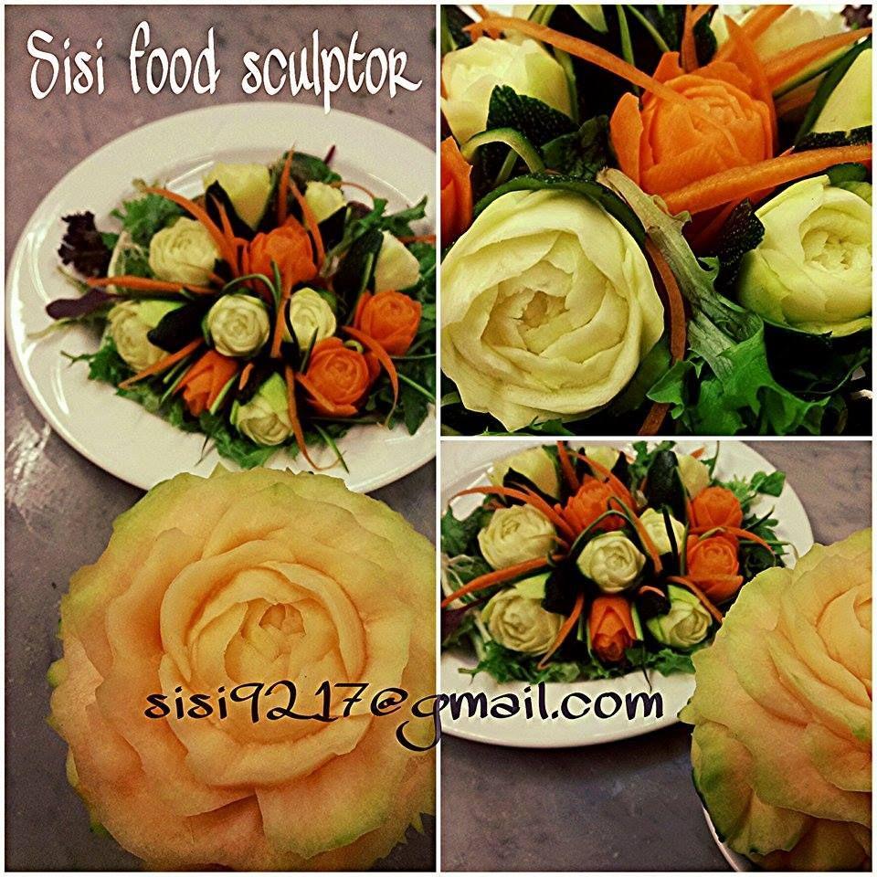 I specialize in providing fruit u vegetable carving fruits