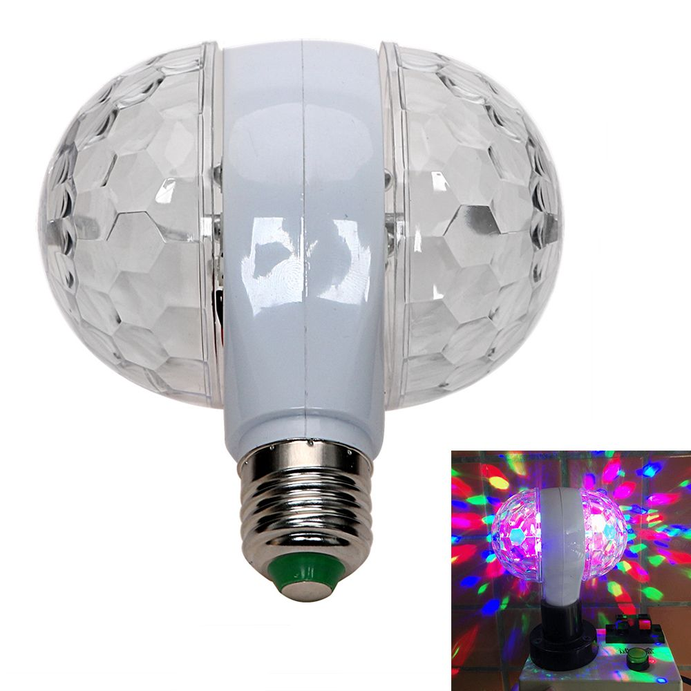 E27 dj club disco light stage light commercial lighting colorful led e27 dj club disco light stage light commercial lighting colorful led magic ball light double balls aloadofball Images