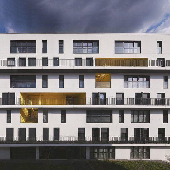 Sophie Delhay sophie delhay architecte - machu picchu : 53 logements locatifs