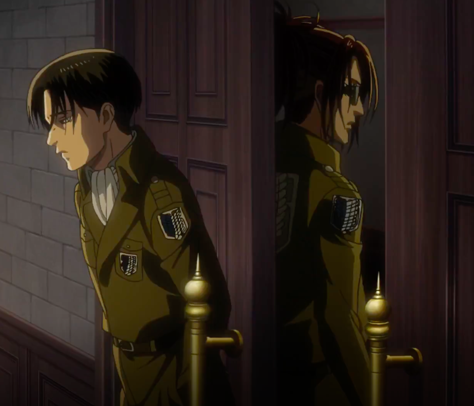 Levi SnK season 3 Attack on titan levi, Attack on