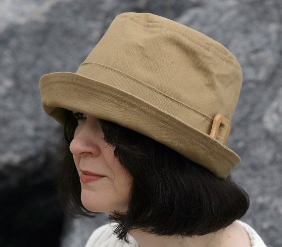 New: Sewing pattern to make the Chelsworth Cloche Hat - PDF hat ...