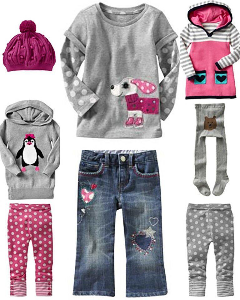Vhtf Gap Northern Brights Size 4 5 Toddler Girl Huge Bundle Set Fashion Clothing Shoes Accessories Babytoddlerc Toddler Girl Girl Outfits Toddler Outfits