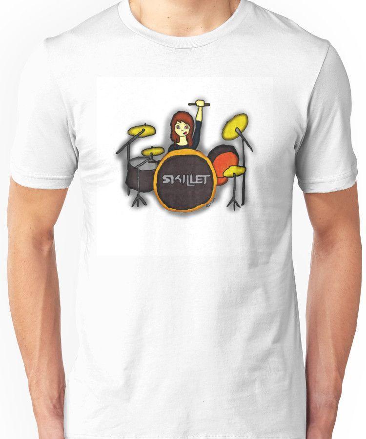 Jen Ledger - Skillet Unisex T-Shirt