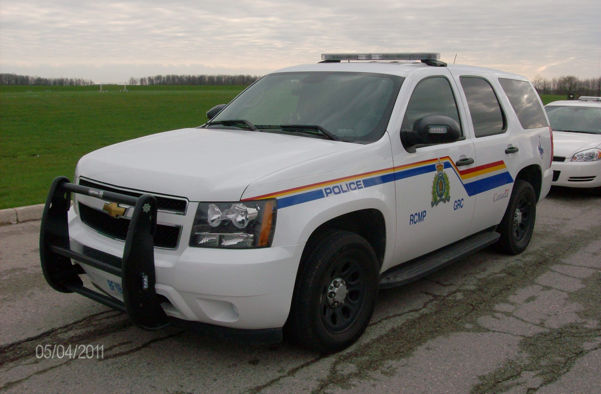 RCMP 2010 Chevy Tahoe Chevy tahoe, Police cars, Chevy