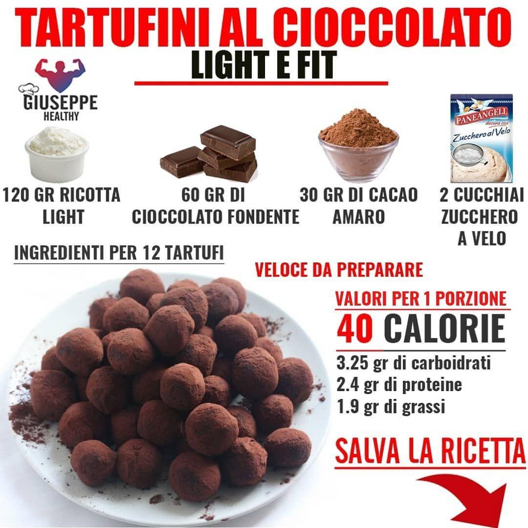Ricetta Dolci Fit.Salva La Ricetta Oggi Una Nuova Ricetta I Tartufini Al Cioccolato Light E Fit Una Ricetta Oltre Che Buona Ricette Idee Alimentari Sane Nuove Ricette