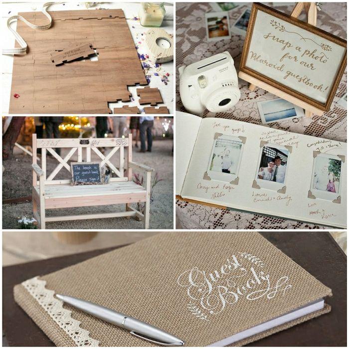 Hochzeitsgastebuch 20 Ideen Fur Kreative Hochzeitserinnerungen