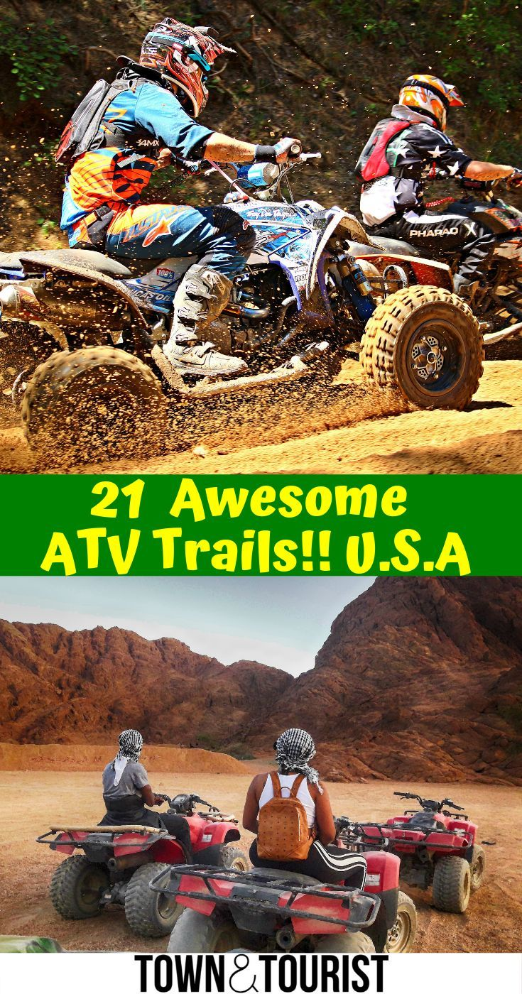 21 Awesome ATV trails in U.S.A State Guide Colorado