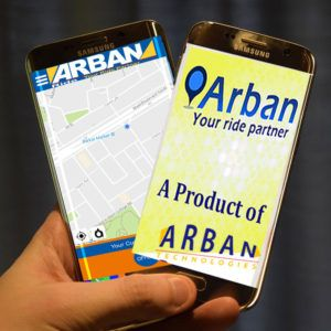 Arban Ride Product of Arban Technology Lahore Mobile app
