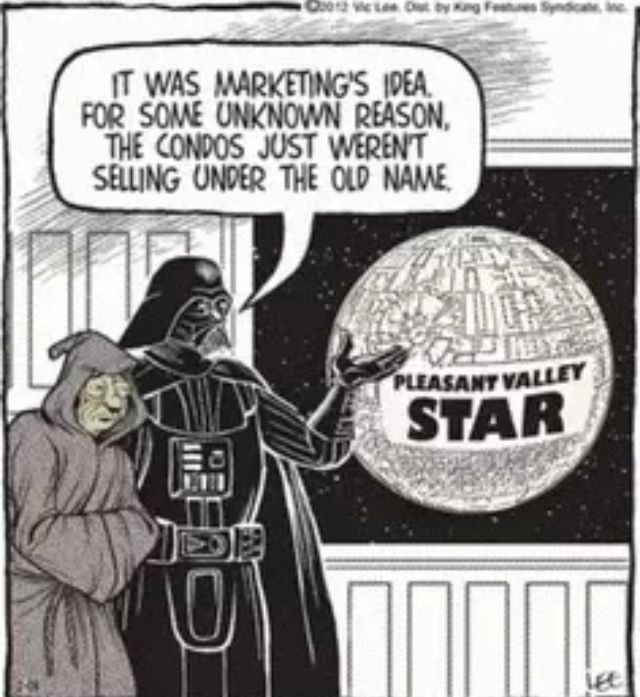 May The 4th Be With You Jokes: Star Wars Marketing For Real Estate! #Starwars #RealEstate