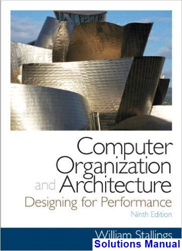 Computer organization and architecture 9th edition william stallings computer organization and architecture 9th edition william stallings solutions manual test bank solutions manual fandeluxe Gallery