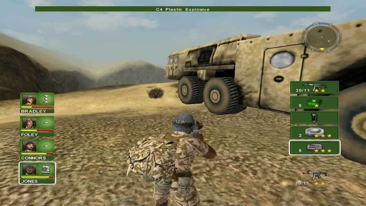 تحميل لعبة عاصفة الصحراء 1 Monster Trucks Storm Monster