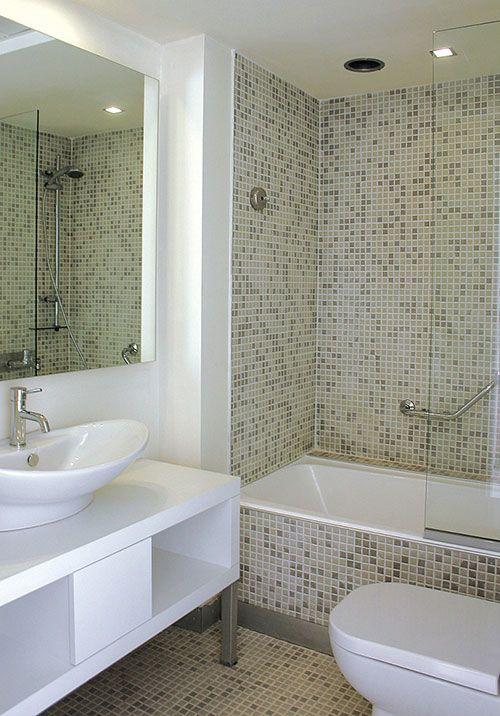 Voorbeelden badkamers | Interieur inrichting | LvBeR | Pinterest ...