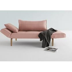 Innovation Zeal Blue Nist 515 / Bow – Schlafsofa Innovation