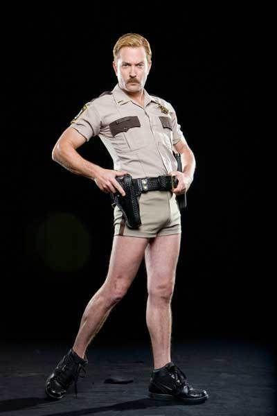 Reno 911 Halloween Costume.Dangle Poses Reno 911 Reno 911 Costume Top 10 Comedies