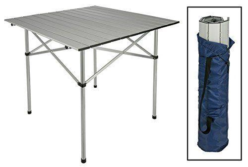 Alu Campingtisch 70 X 70 Klapptisch Gartentisch Klappbar 031 Amazon De Sport Freizeit Camping Tisch Campingtisch Alu Klapptisch