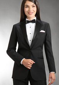 a00096c00ba Women's tuxedos, women's tuxedo jackets, women's tuxedo packages, tuxedo  skirts, tuxedo shorts and more.