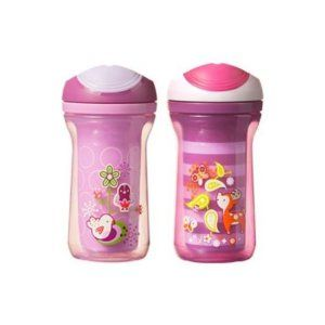 Tommee Tippee Explora Easiflow Cup With Dura Spout Bpa Free 9 Oz 2 Pack Hallelujah A Leakproof Toddler Cup It S Insul Toddler Cup Tommee Tippee Happy Mom