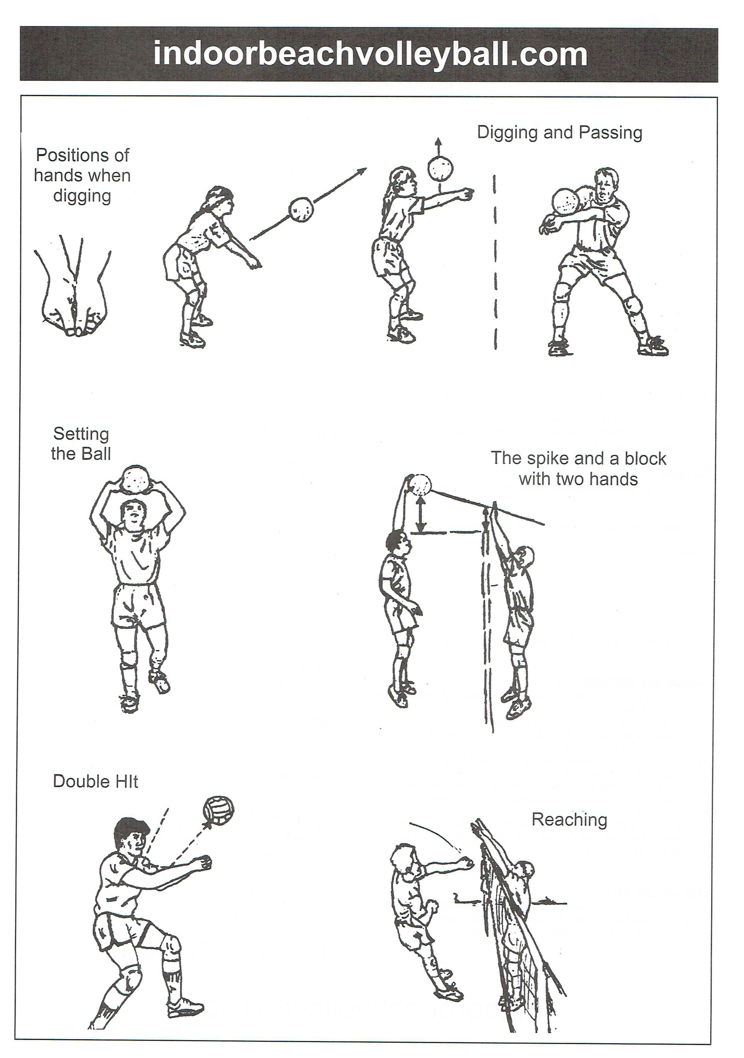 Rules And Regulations 1 001 Jpg 2400 3412 Volleyball Rules Volleyball Tryouts Volleyball Tips
