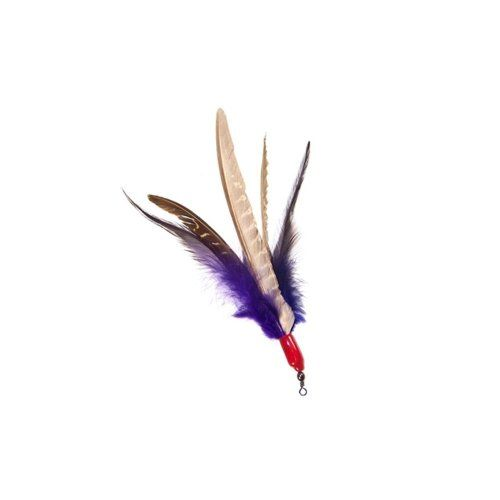 Gocat Da Bird Feather Super Refill Cat Toys Assorted Colors Check Out This Great Product Note It Is Affiliate Link To Amazon Cat Toys Bird Feathers Bird